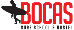 Bocas Surf School Logo